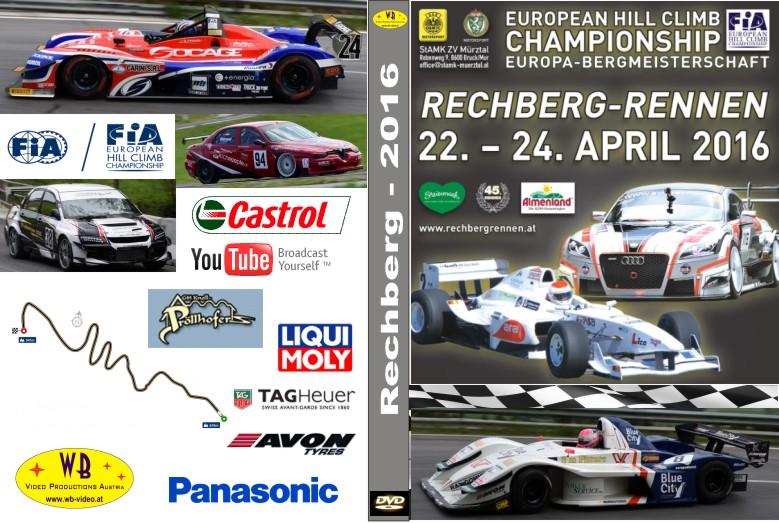 Rechberg 2016 DVD